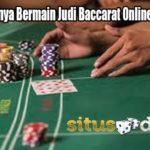 Ketahui Serunya Bermain Judi Baccarat Online di Indonesia